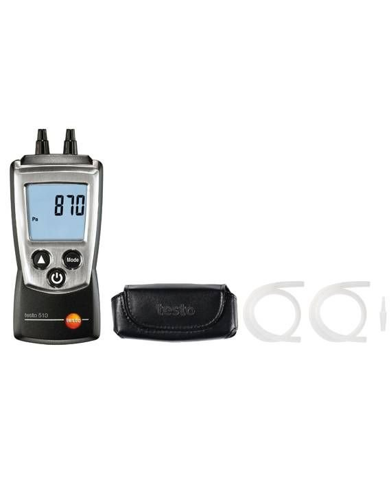 Testo 510 0560.0510 Spiediena mēritājs