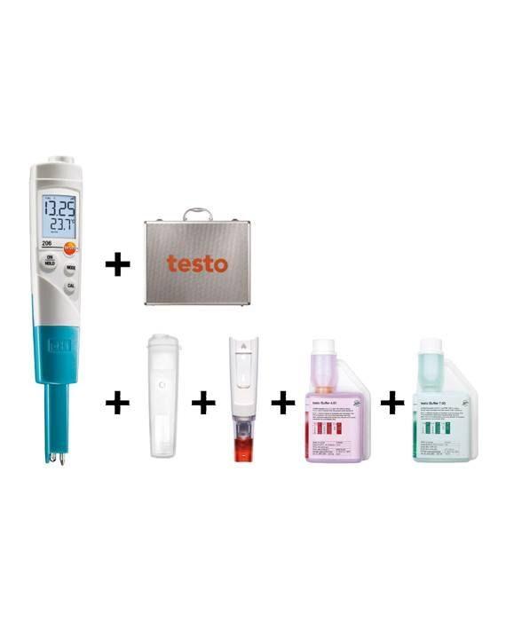 Testo 206-pH1 Starter-Set 0563 2065