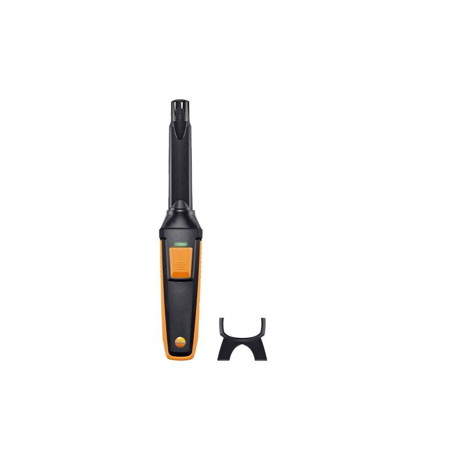 CO₂ digitālā zonde ar Bluetooth® un temperatūras un mitruma sensoru 0632 1551
