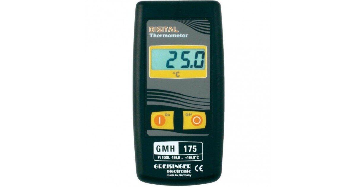 GMH 175 Termometrs