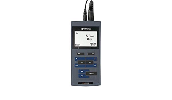 WTW Profi Line Oxi 3205 ar elektrodu CellOx 325