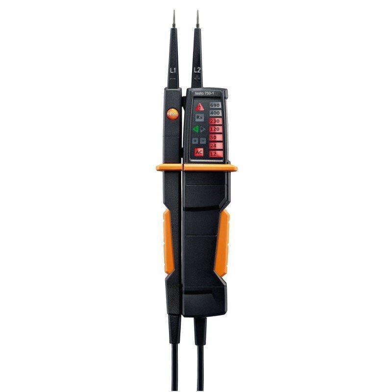 Testo 750-1 (0590 7501) Sprieguma testeris