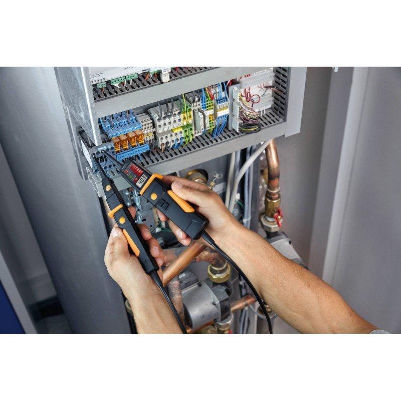 Testo 750-3 (0590 7503) sprieguma testeris