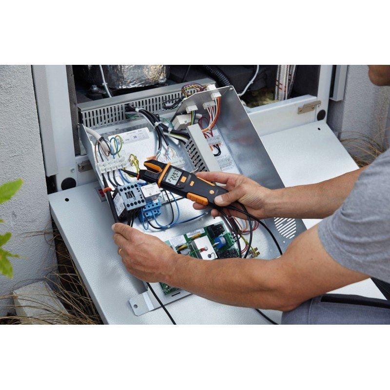 Testo 755-2 (0590 7552) sprieguma/strāvas testeris