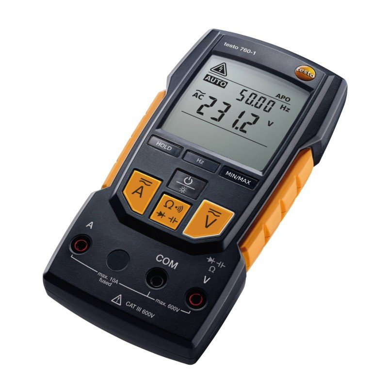 Testo 760-1 (0590 7601) multimetrs