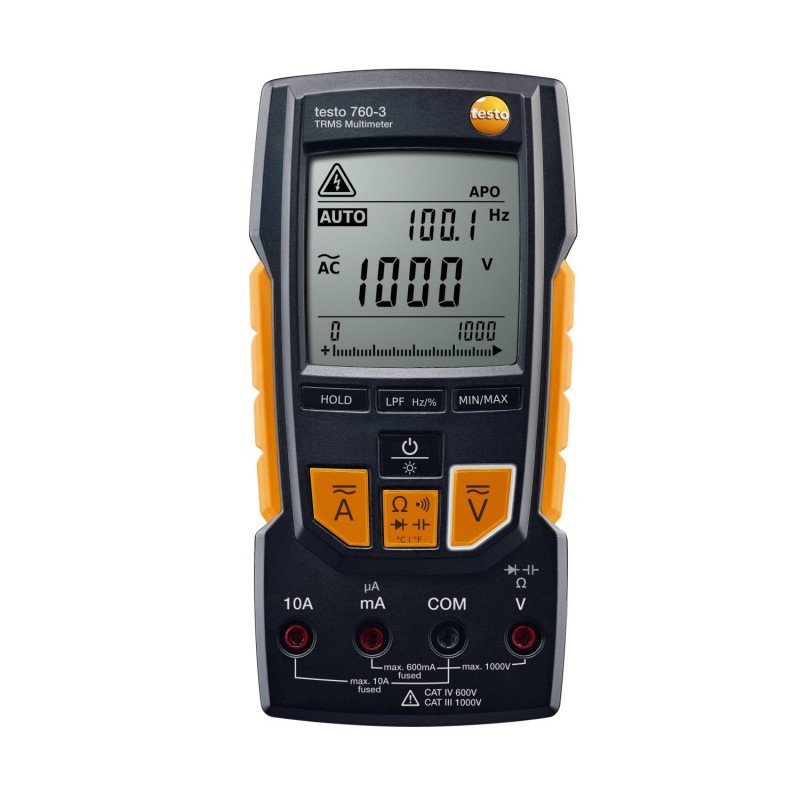Testo 760-3 (0590 7603) multimetrs