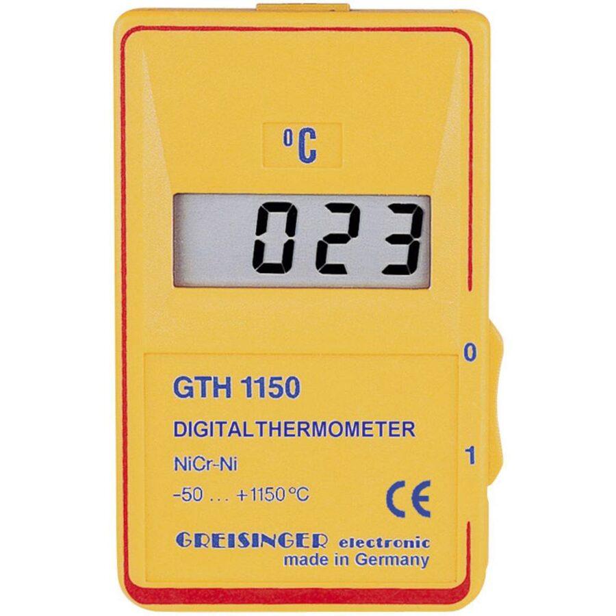 Greisinger GTH 1150 Termometrs
