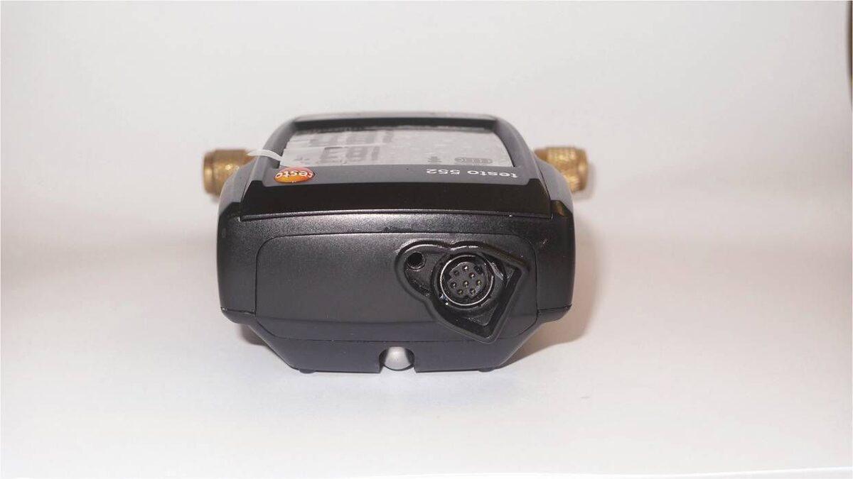 Testo 552 vakuuma mērītājs ar Bluetooth 0560 5522