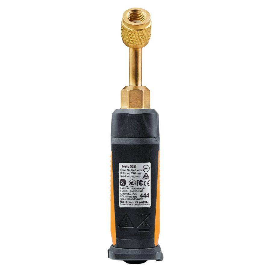 Testo 552i Bluetooth vakuuma zonde 0564 2552