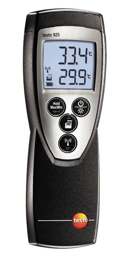 0560.9250 Testo 925 Termometrs