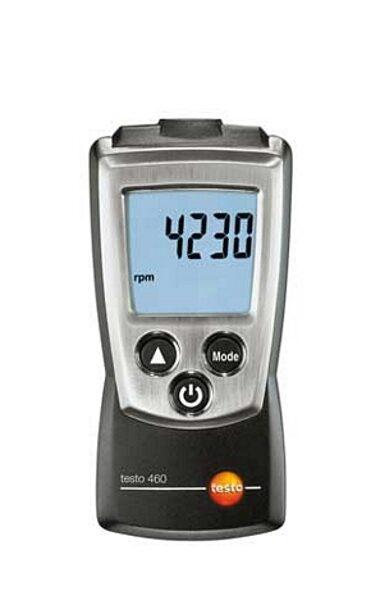 Testo 460 digitālais tahometrs (optiskais) 0560 0460