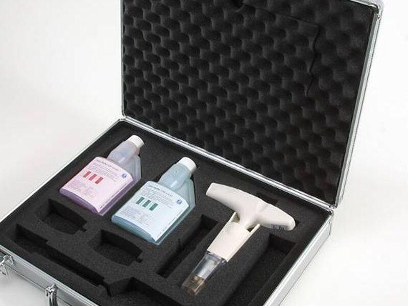 0563 2052 Testo 205 Starter Set pH metrs mērīšanai gaļā un gaļas produktos