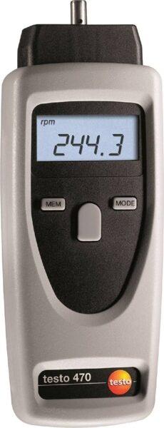 Testo 470 (lāzera, kontakta) 0563 0470