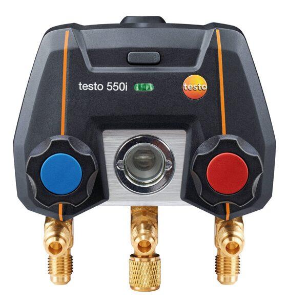 Testo 550i Bluetooth digitālais manifolds 0564 2550