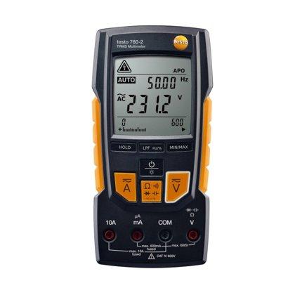 Testo 760-2 (0590 7602) multimetrs