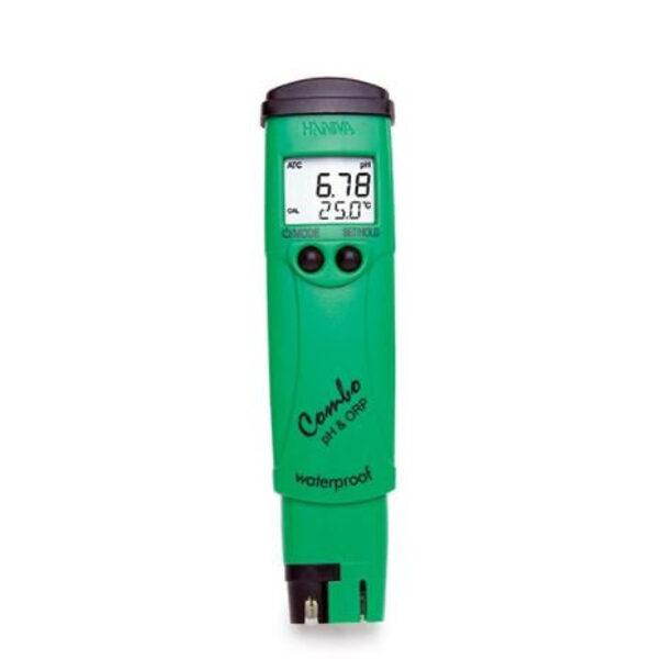 Hanna Instruments ORP un pH mērītājs HI 98121