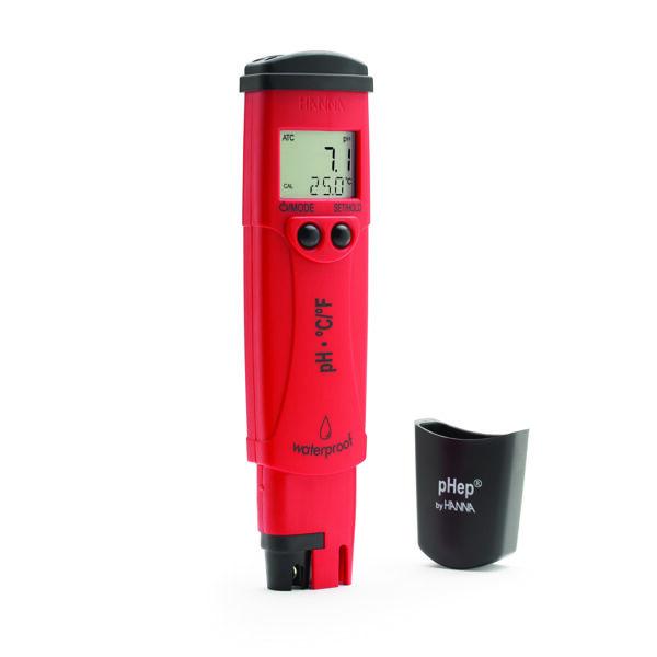 Hanna Instruments pH testeris pHep®4