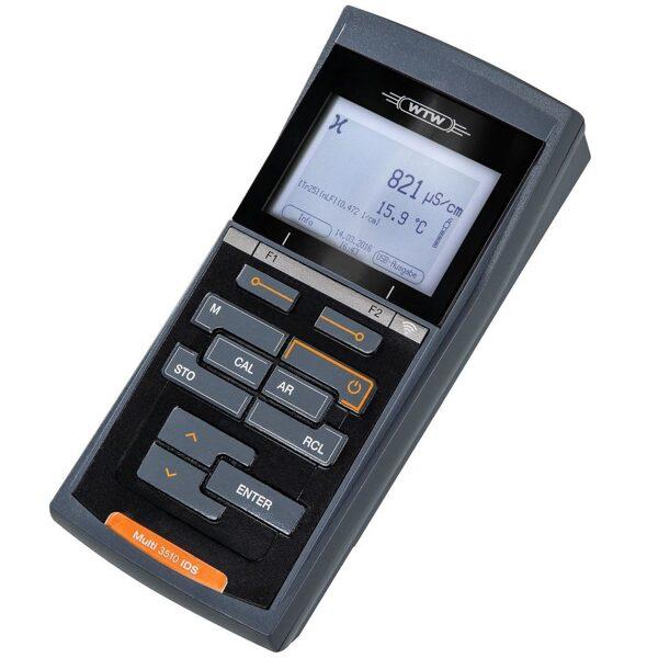 WTW 3510 IDS Set 4 ar optisko O2 elektrodu FDO 925