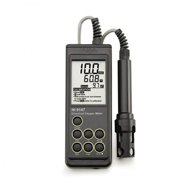 Oksimetrs HI 9147-04, Hanna Instruments
