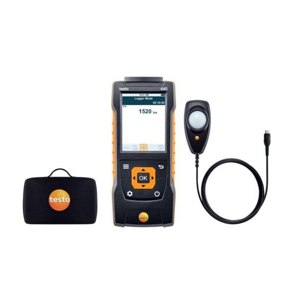 Testo 440 Lux Kit (0563.4402)