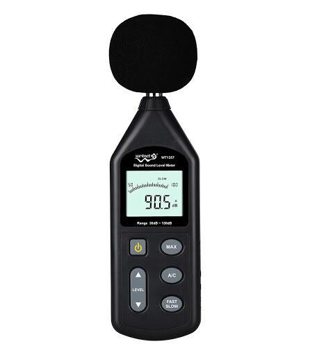 WT1357 trokšņu mērītājs